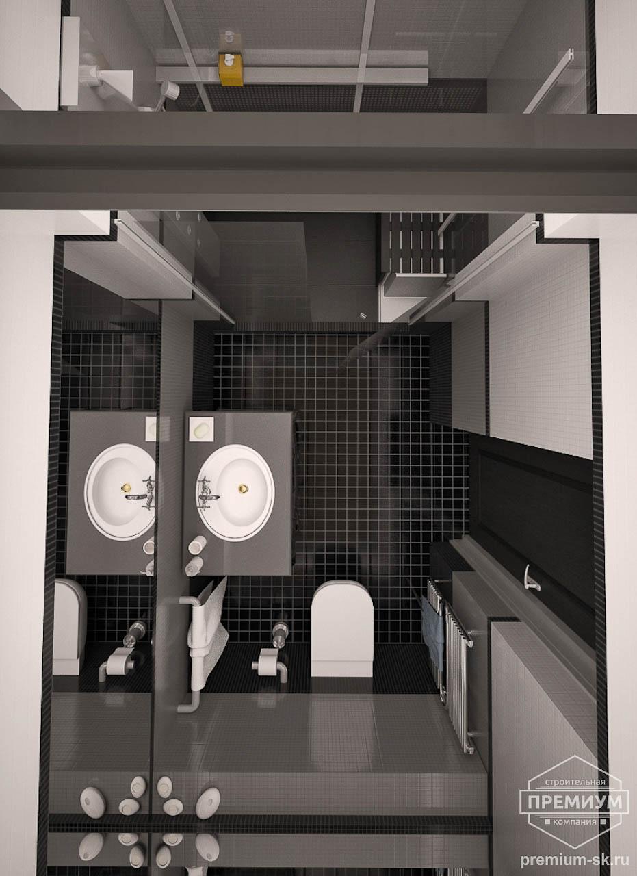 Дизайн интерьера однокомнатной квартиры по ул. Крауля 56 img926705233