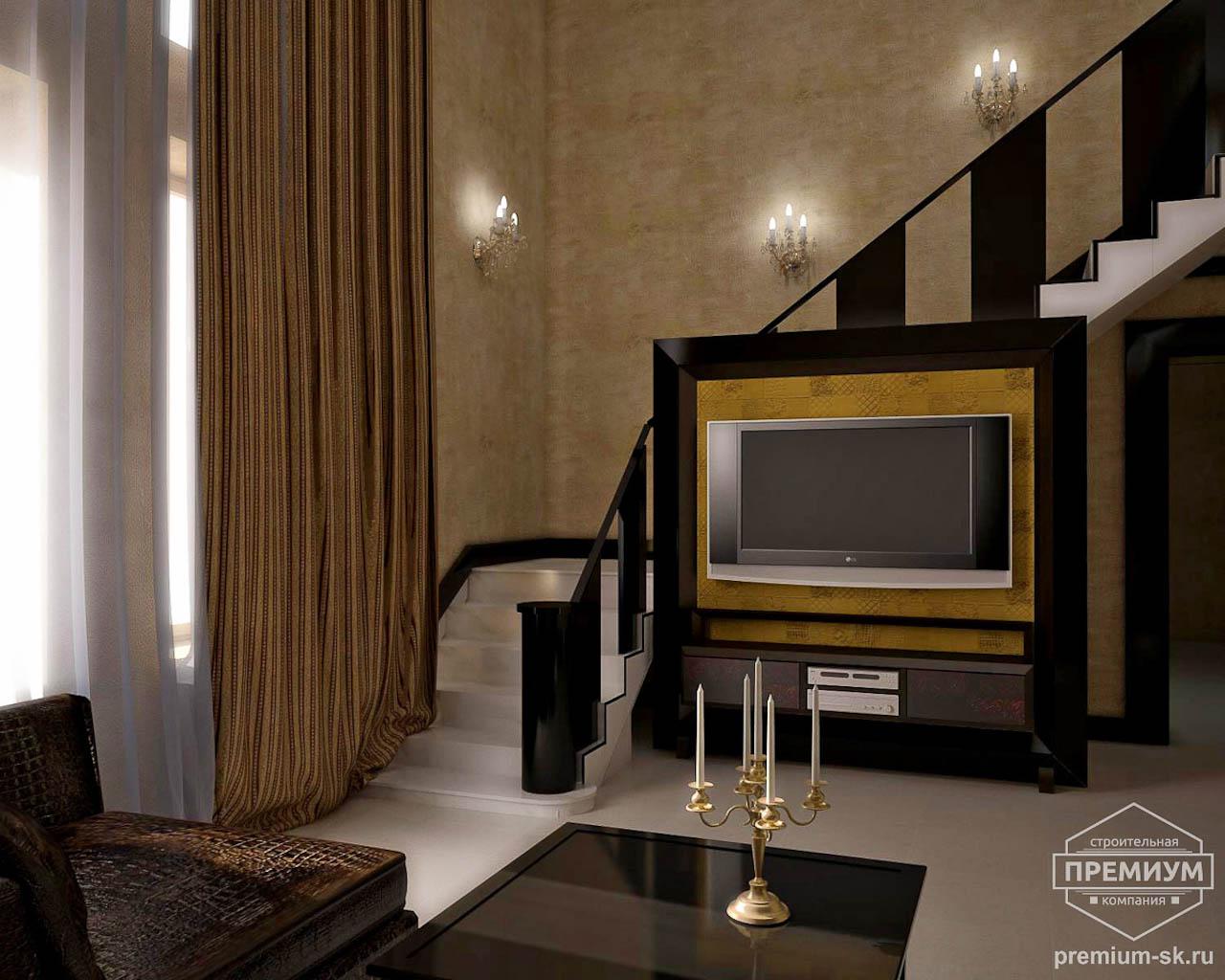 Дизайн интерьера коттеджа в п. Н. Рассоха img901595796
