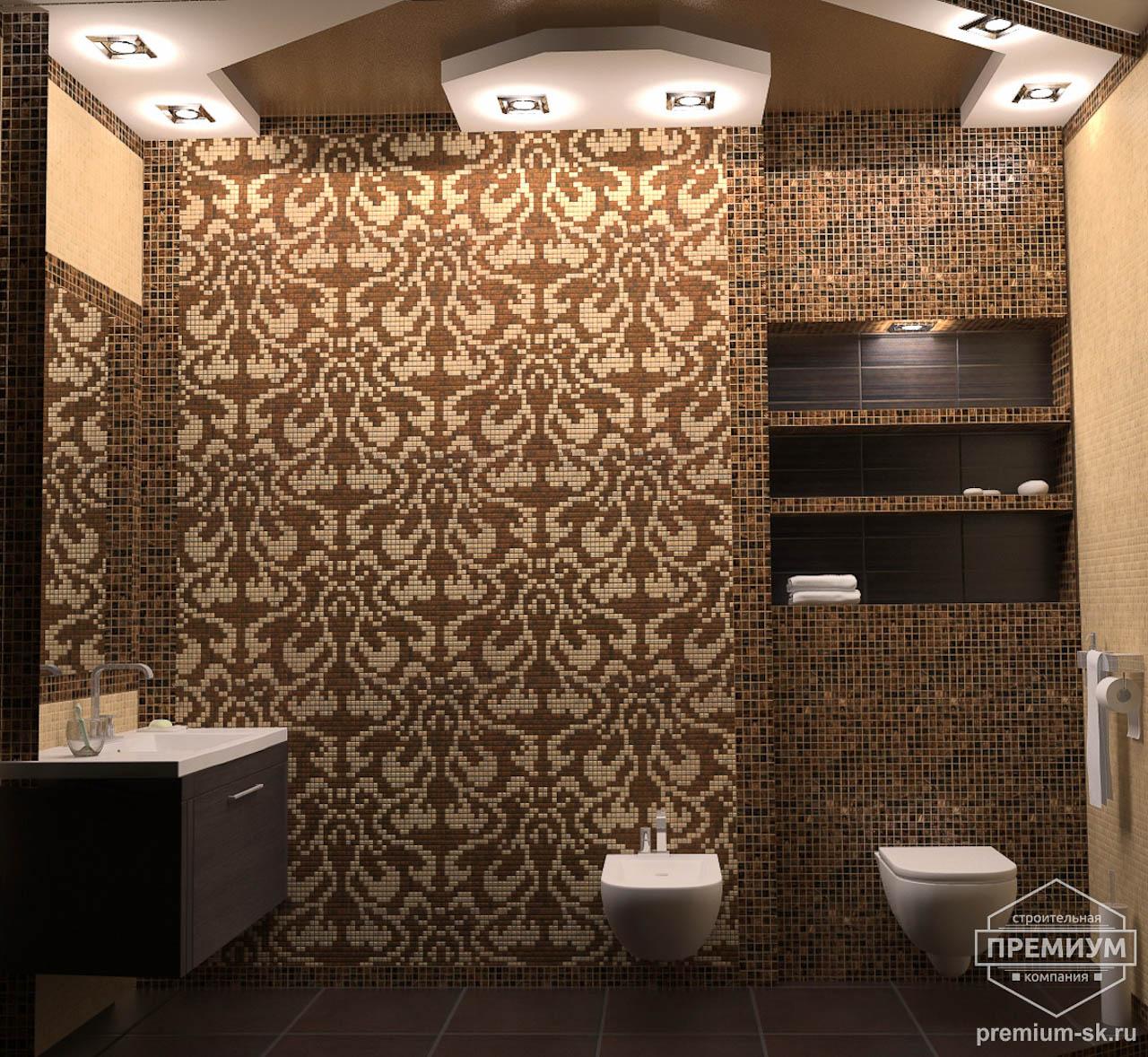 Дизайн интерьера коттеджа в п. Н. Рассоха img1322785123