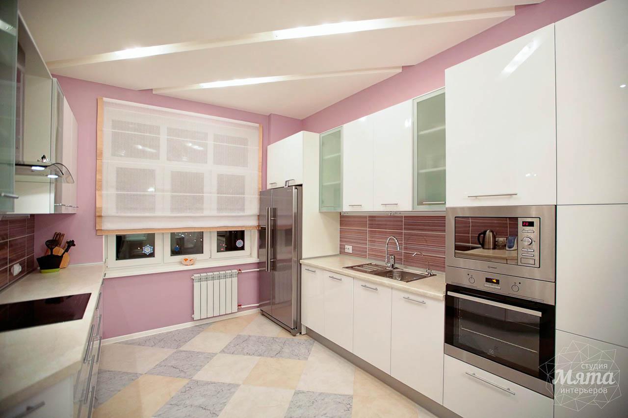 Дизайн интерьера и ремонт трехкомнатной квартиры по ул. Чкалова 124 11