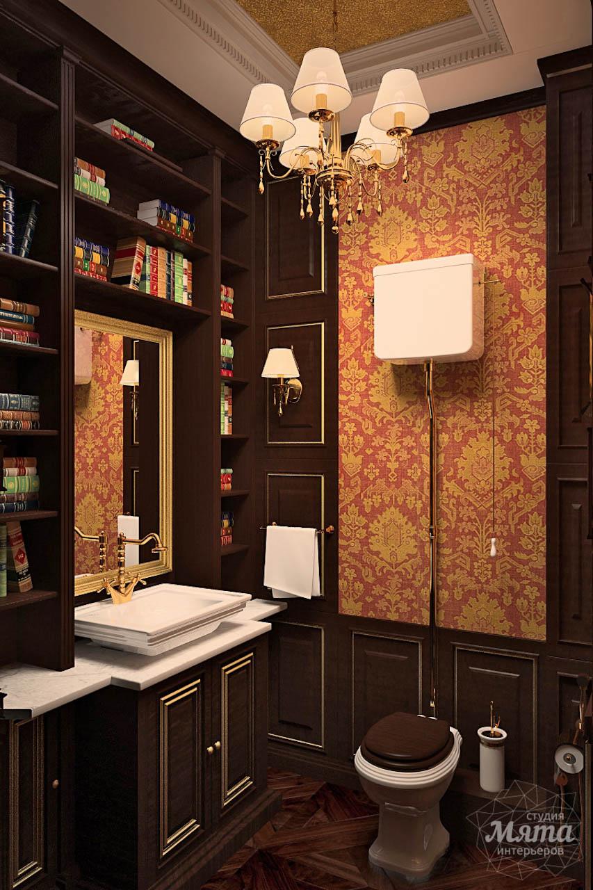 Дизайн интерьера коттеджа первого этажа по ул. Урожайная 17 img1798637175