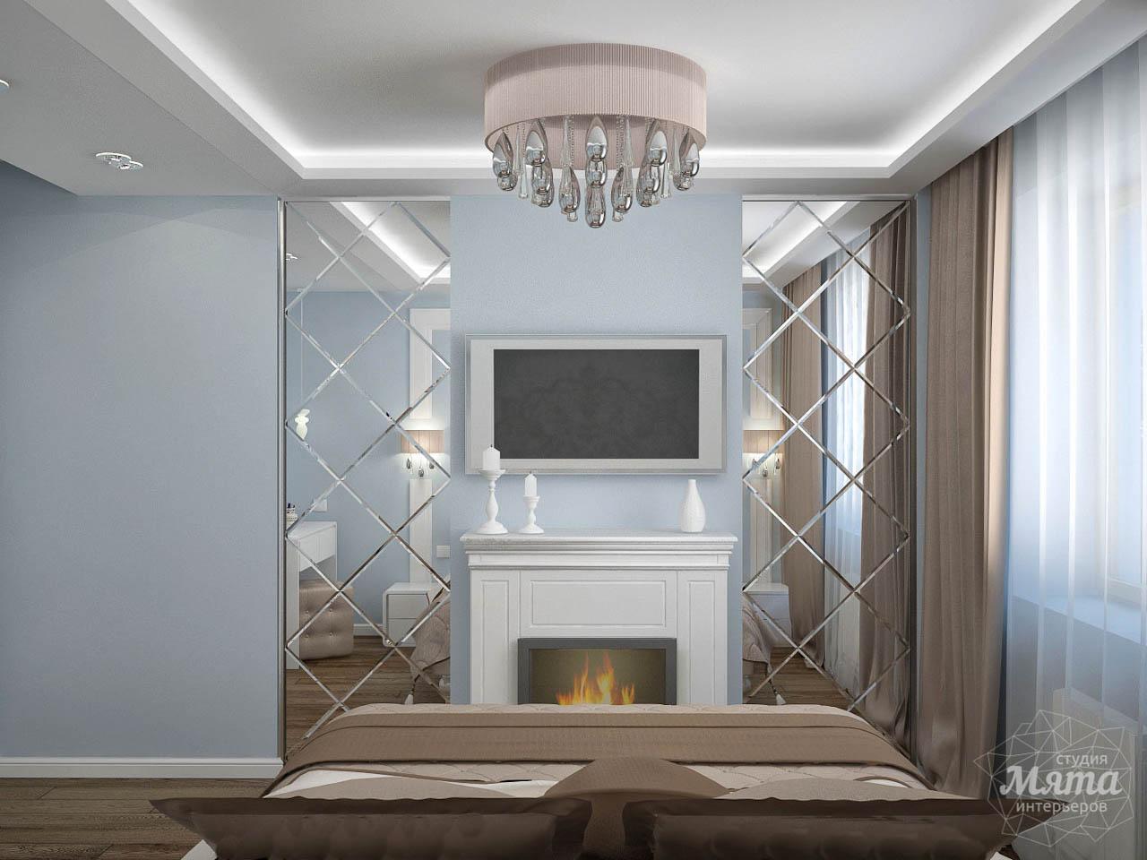Дизайн интерьера и ремонт трехкомнатной квартиры по ул. Фучика 9 img1794958579