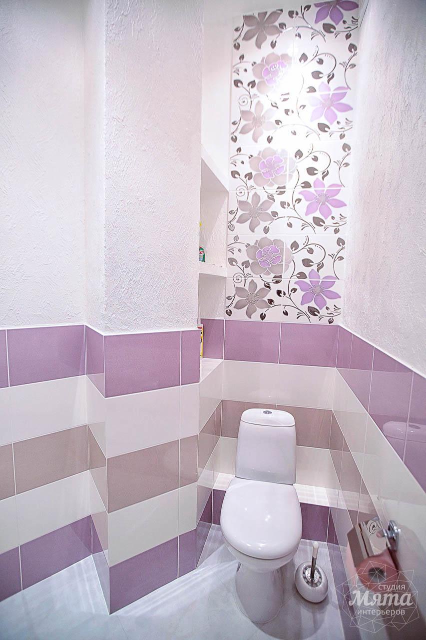 Дизайн интерьера и ремонт трехкомнатной квартиры по ул. Чкалова 124 17
