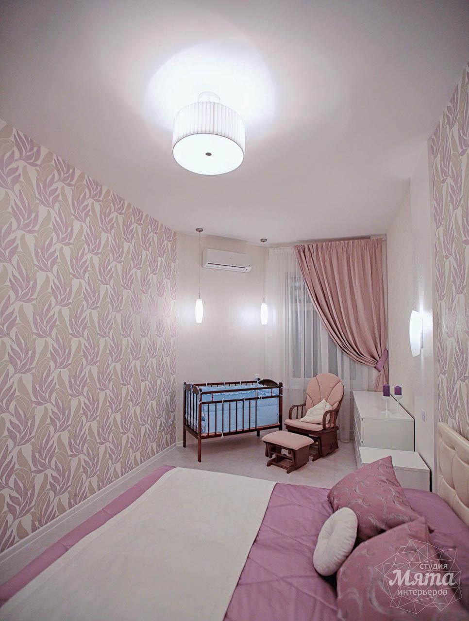 Дизайн интерьера и ремонт трехкомнатной квартиры по ул. Чкалова 124 23