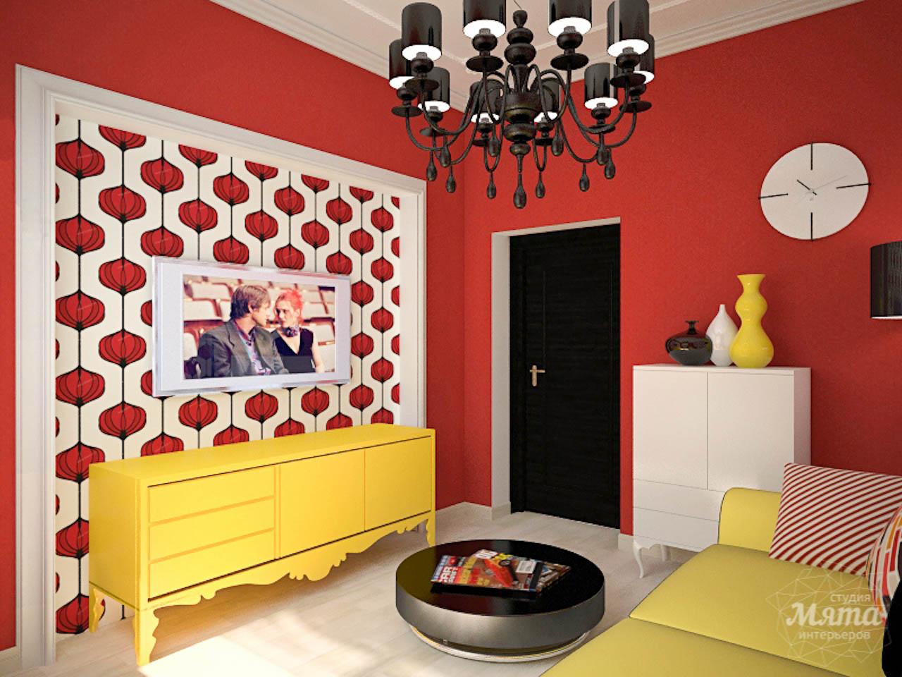 Дизайн интерьера коттеджа первого этажа по ул. Урожайная 17 img2139316885