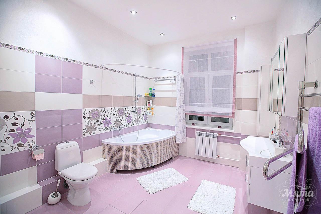 Дизайн интерьера и ремонт трехкомнатной квартиры по ул. Чкалова 124 24