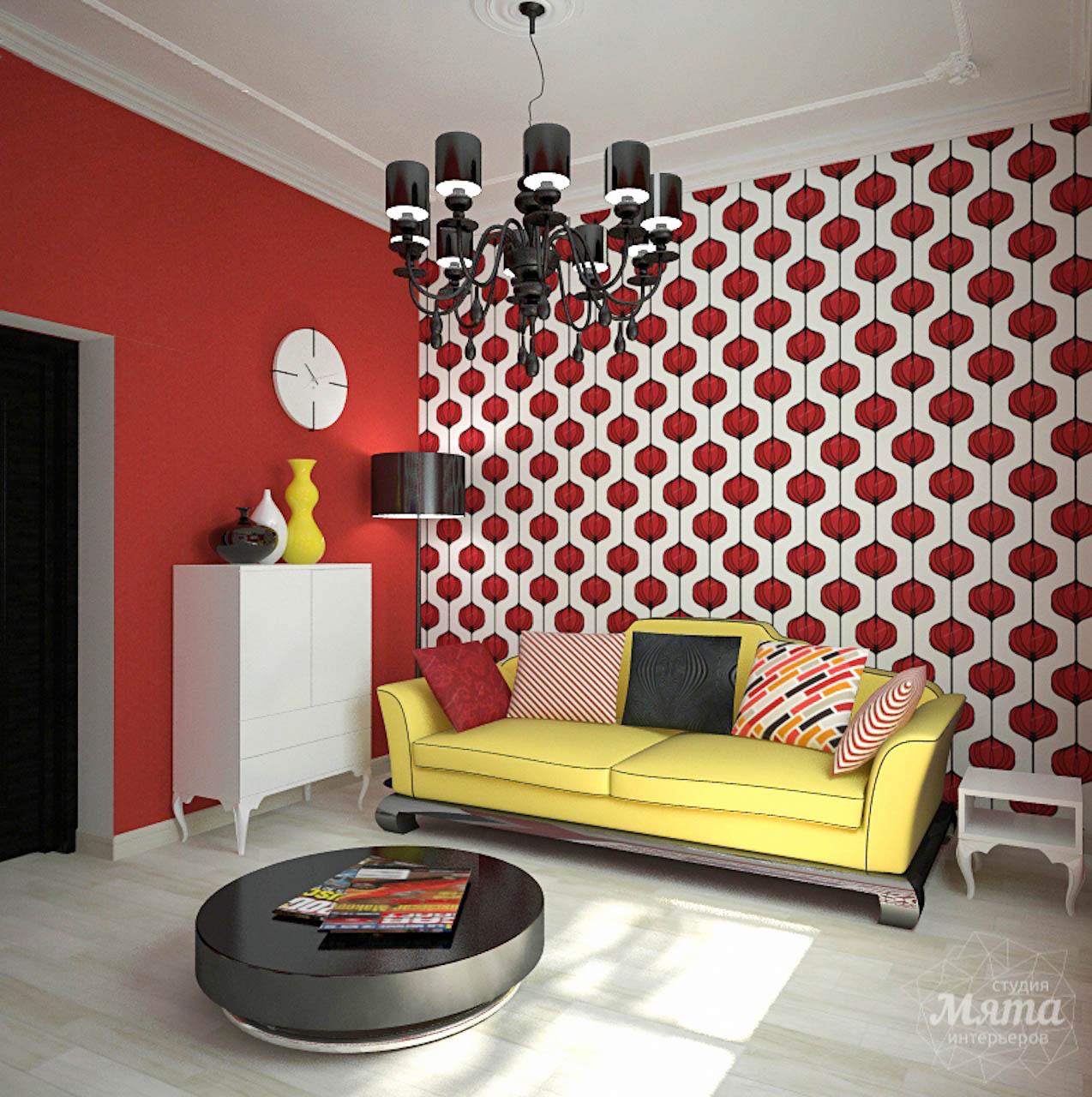 Дизайн интерьера коттеджа первого этажа по ул. Урожайная 17 img1041536520