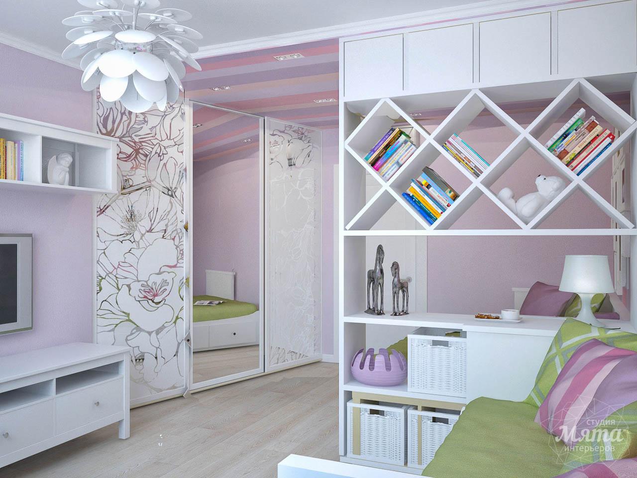 Дизайн интерьера и ремонт трехкомнатной квартиры по ул. Фучика 9 img691760851