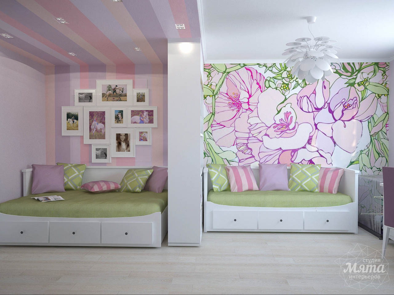Дизайн интерьера и ремонт трехкомнатной квартиры по ул. Фучика 9 img1214028123
