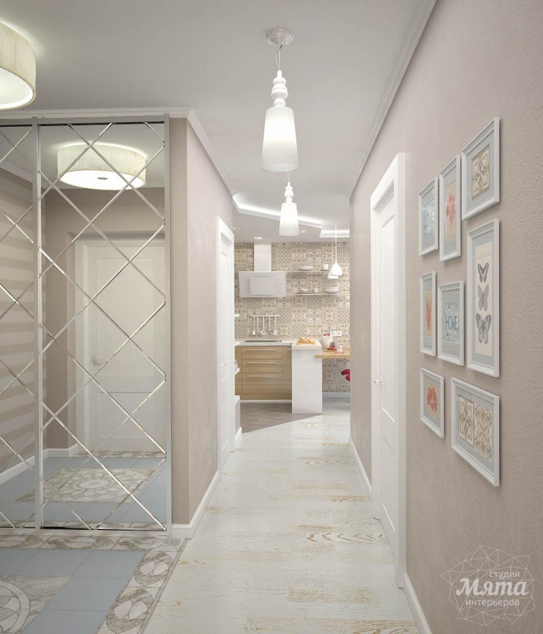 Дизайн интерьера и ремонт трехкомнатной квартиры по ул. Фучика 9 img79911457
