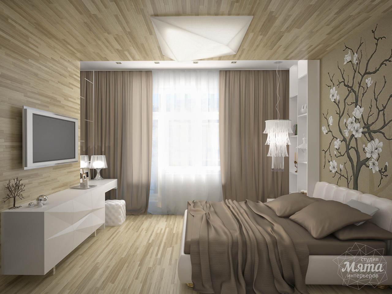 Дизайн интерьера трехкомнатной квартиры по ул. Папанина 18 img449167895
