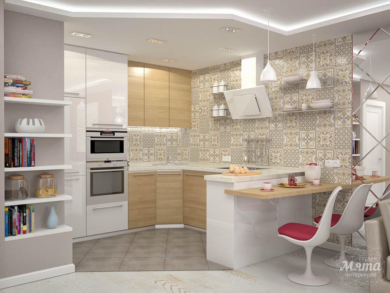 Дизайн интерьера и ремонт трехкомнатной квартиры по ул. Фучика 9 img1784634228