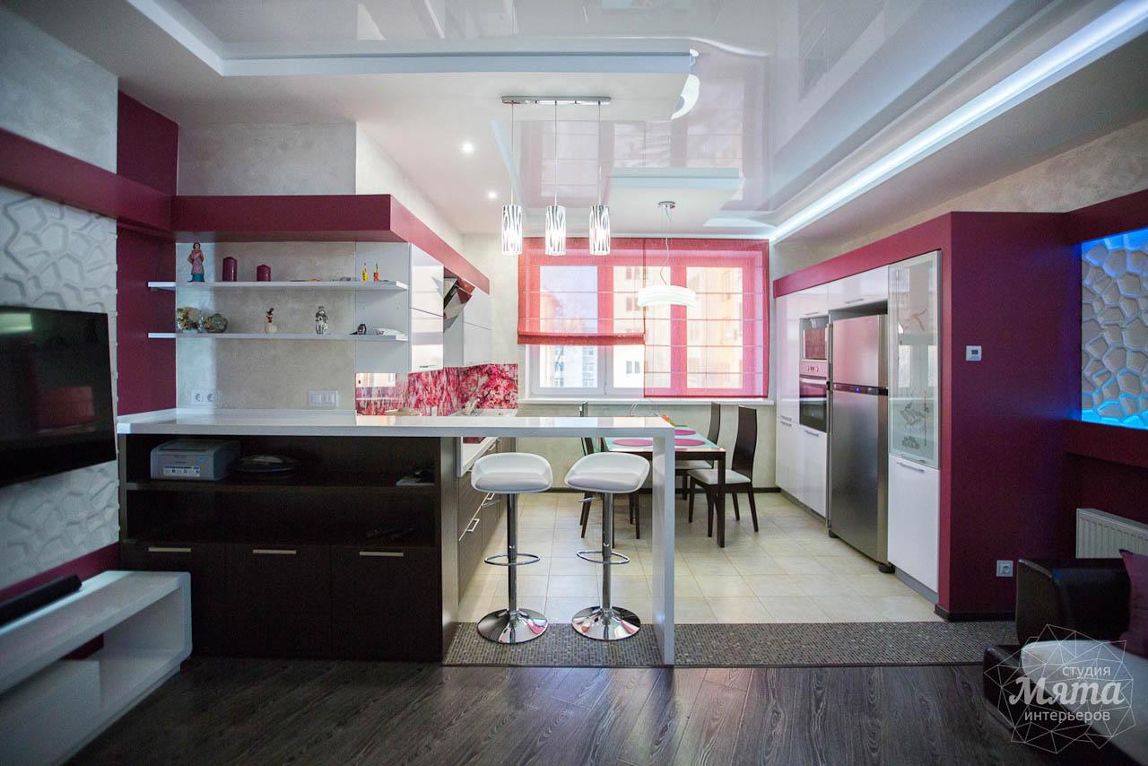 Дизайн интерьера и ремонт трехкомнатной квартиры по ул. Попова 33а 3