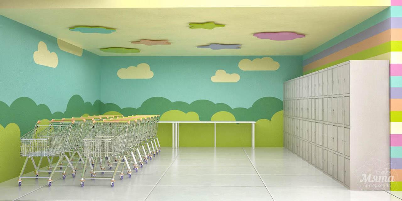 Дизайн интерьера и ремонт детского гипермаркета по ул. Щербакова 4 img31777226