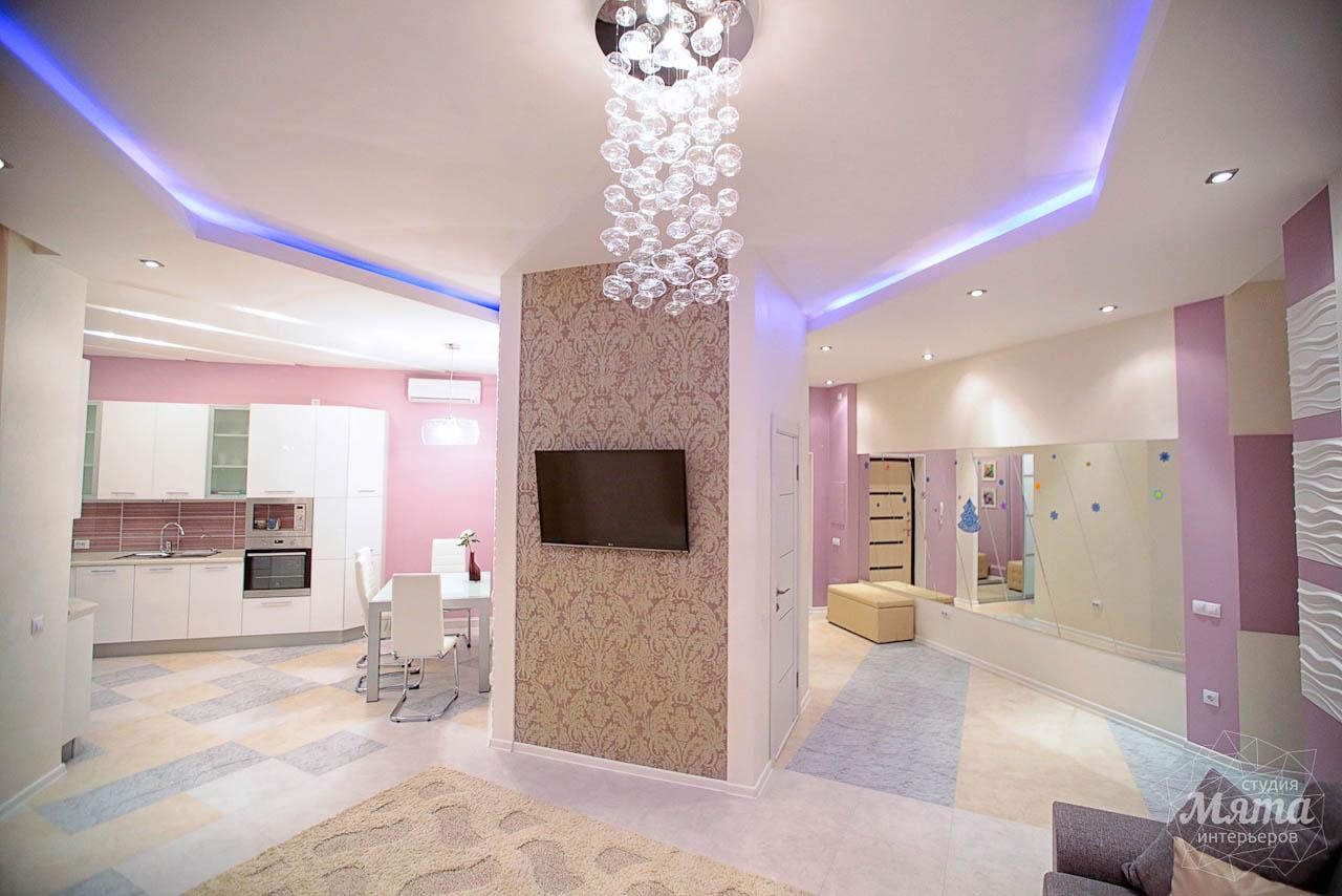 Дизайн интерьера и ремонт трехкомнатной квартиры по ул. Чкалова 124 7