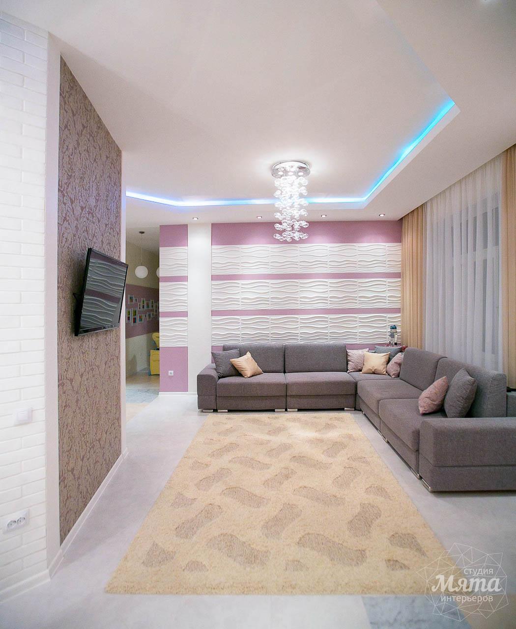 Дизайн интерьера и ремонт трехкомнатной квартиры по ул. Чкалова 124 8