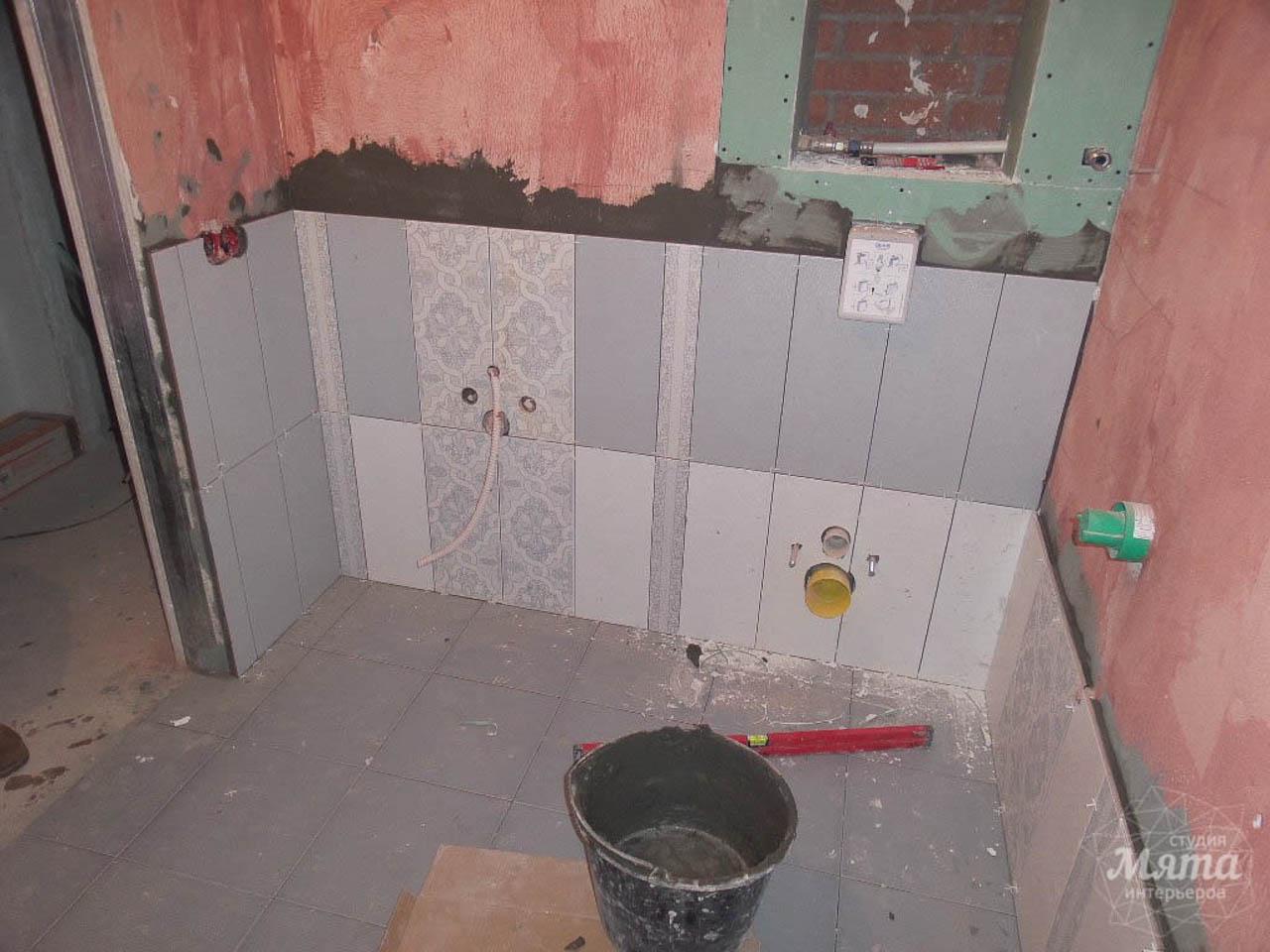 Дизайн интерьера и ремонт трехкомнатной квартиры по ул. Фучика 9 7