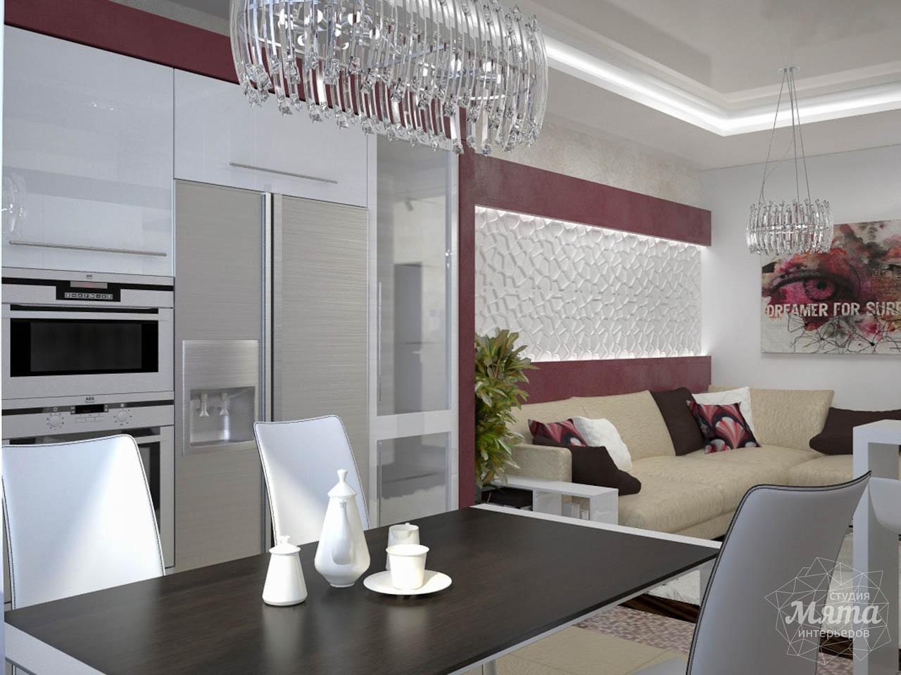 Дизайн интерьера и ремонт трехкомнатной квартиры по ул. Попова 33а img1981932231