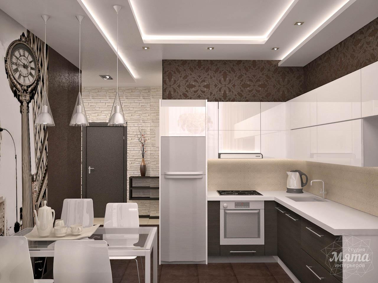 Дизайн интерьера трехкомнатной квартиры по ул. Папанина 18 img949616733