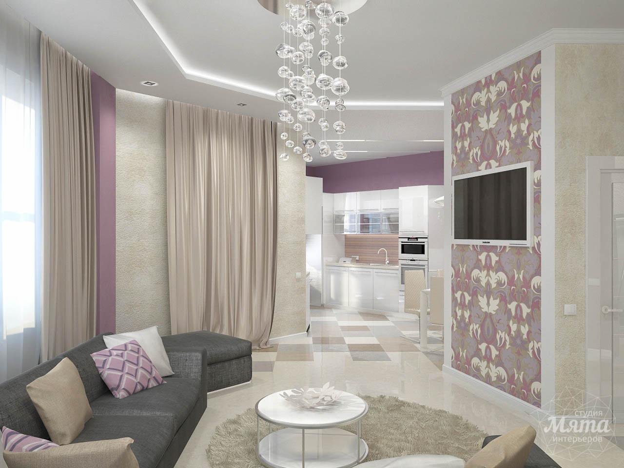 Дизайн интерьера и ремонт трехкомнатной квартиры по ул. Чкалова 124 img1270967251
