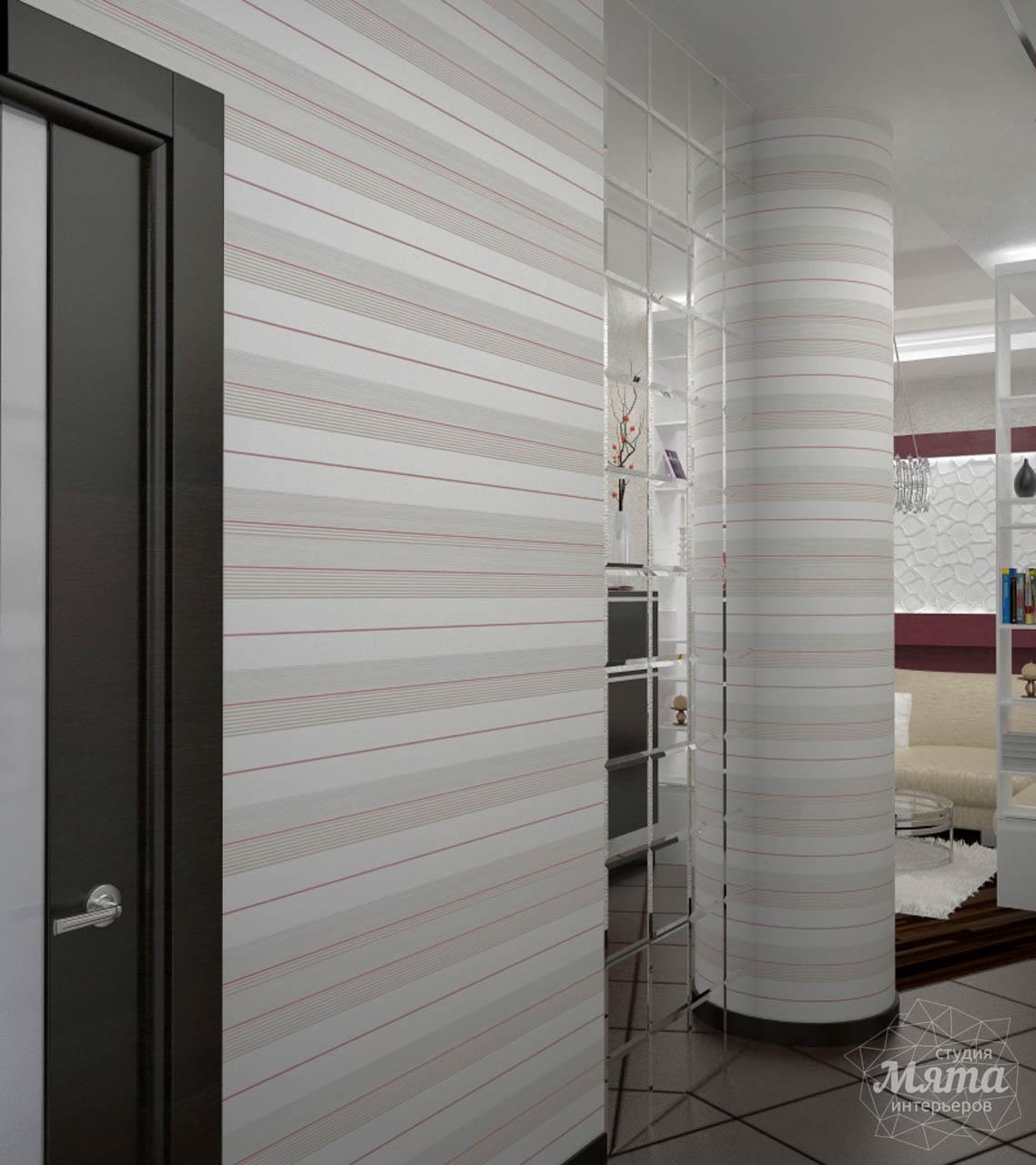 Дизайн интерьера и ремонт трехкомнатной квартиры по ул. Попова 33а img1008189303