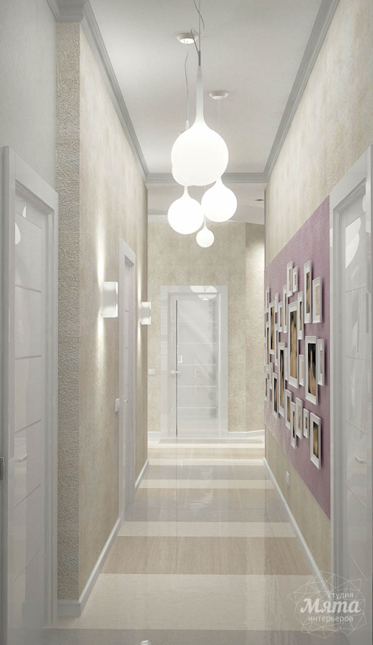 Дизайн интерьера и ремонт трехкомнатной квартиры по ул. Чкалова 124 img773403213