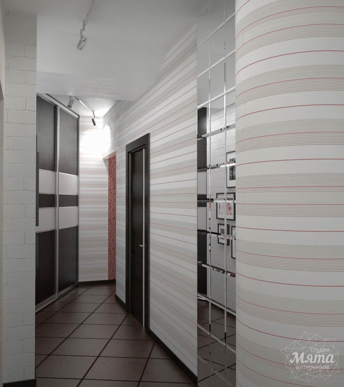 Дизайн интерьера и ремонт трехкомнатной квартиры по ул. Попова 33а img949310772