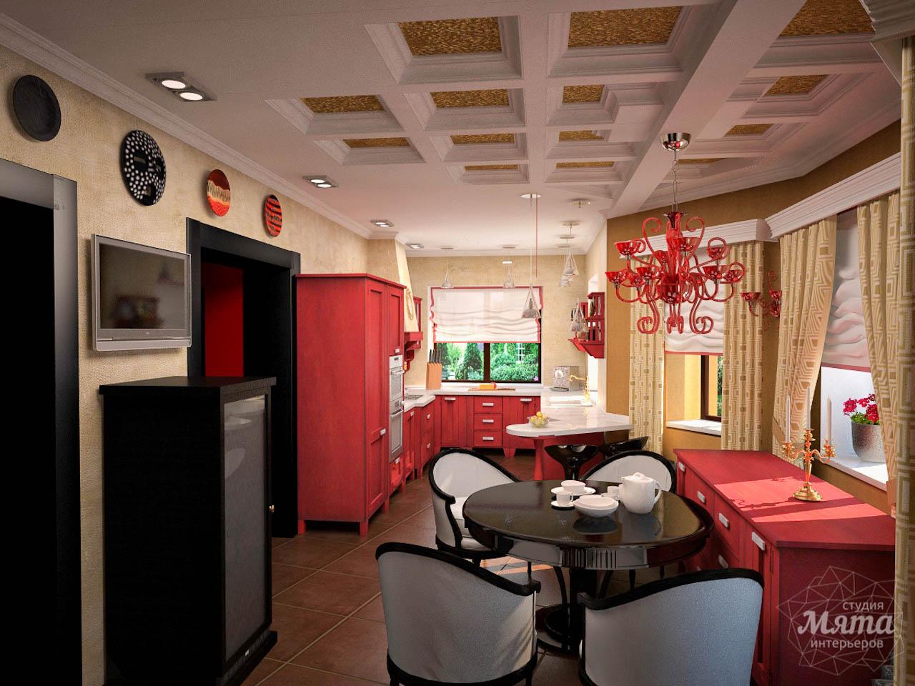 Дизайн интерьера коттеджа первого этажа по ул. Урожайная 17 img1168776545