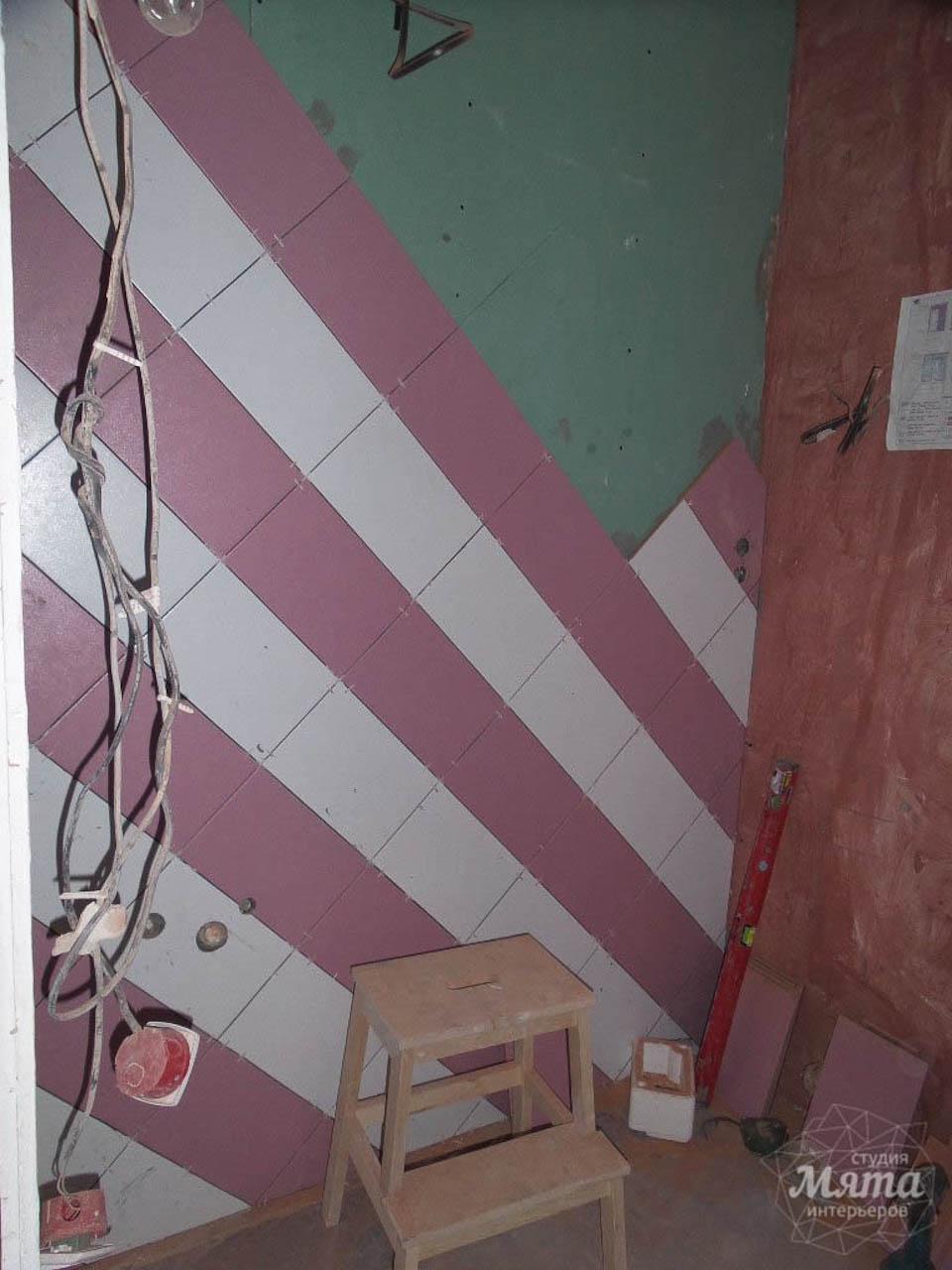 Дизайн интерьера и ремонт трехкомнатной квартиры по ул. Фучика 9 14