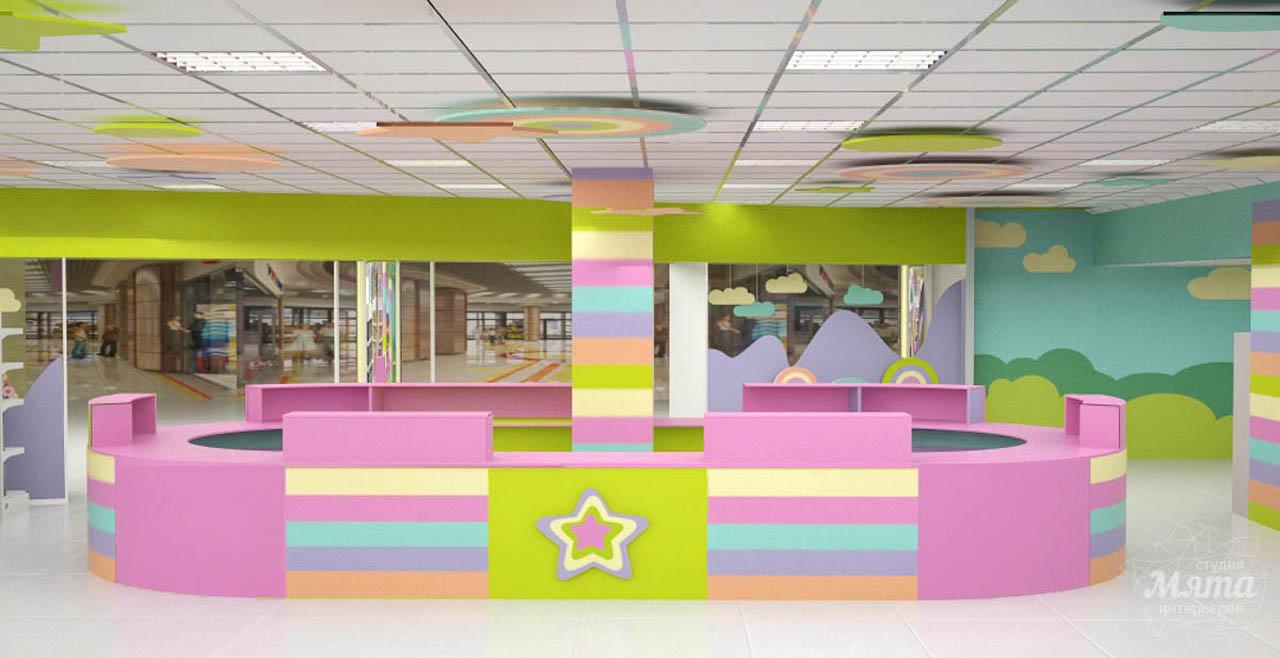 Дизайн интерьера и ремонт детского гипермаркета по ул. Щербакова 4 img2054065919