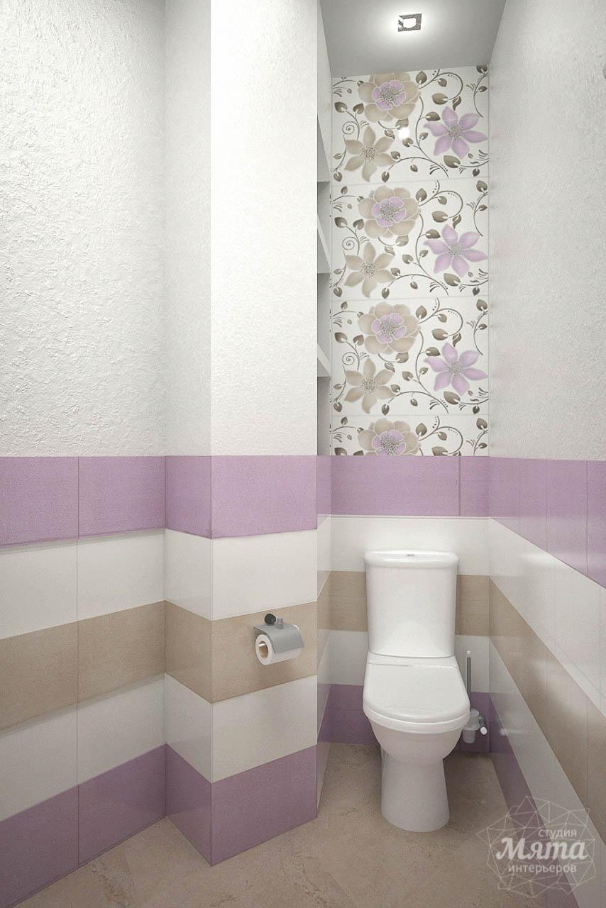 Дизайн интерьера и ремонт трехкомнатной квартиры по ул. Чкалова 124 img28016438