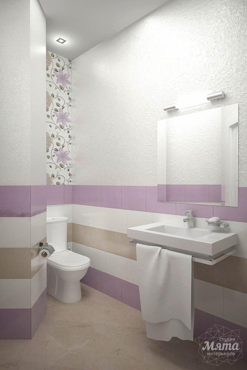 Дизайн интерьера и ремонт трехкомнатной квартиры по ул. Чкалова 124 img1991098220