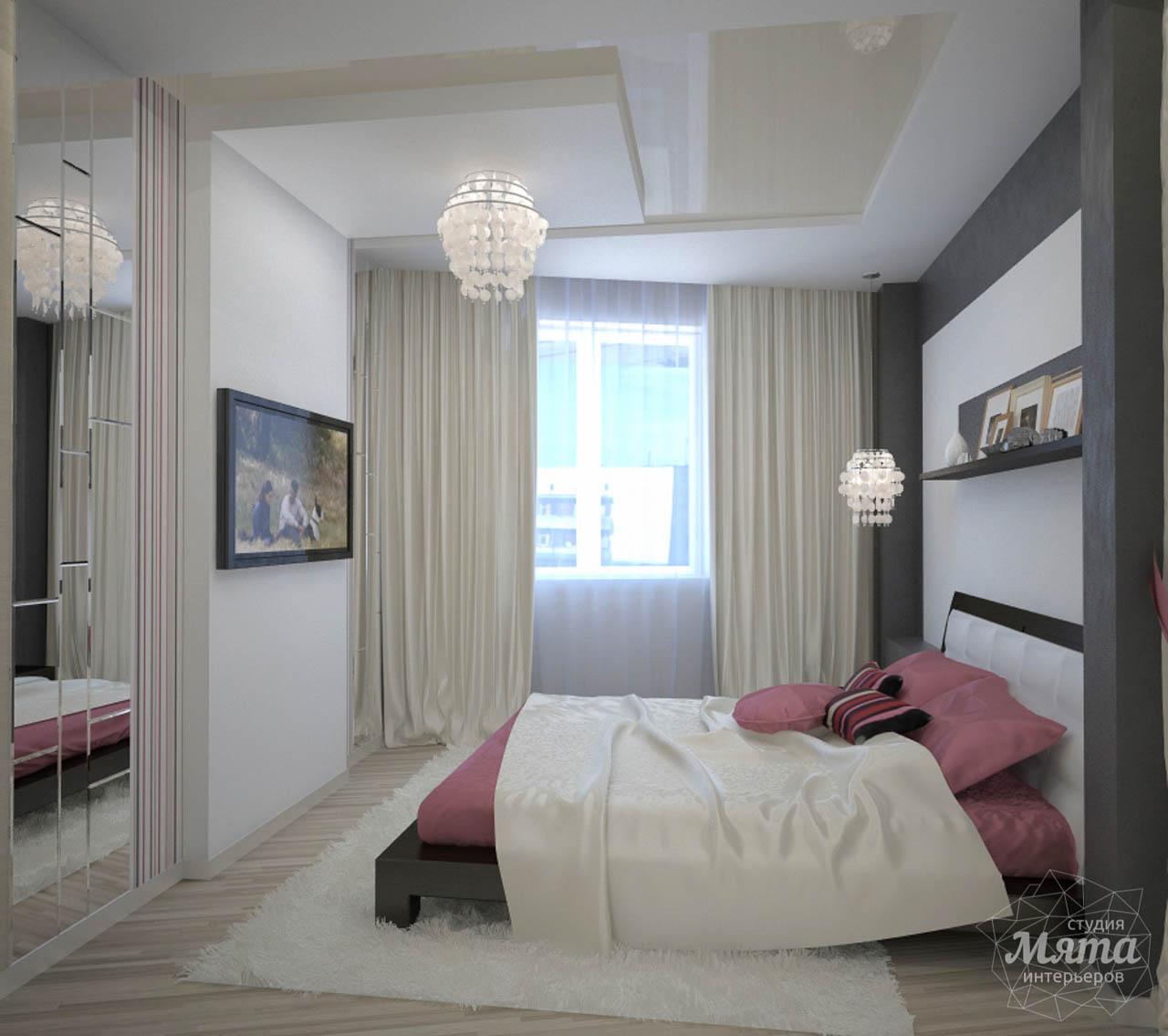 Дизайн интерьера и ремонт трехкомнатной квартиры по ул. Попова 33а img962611812