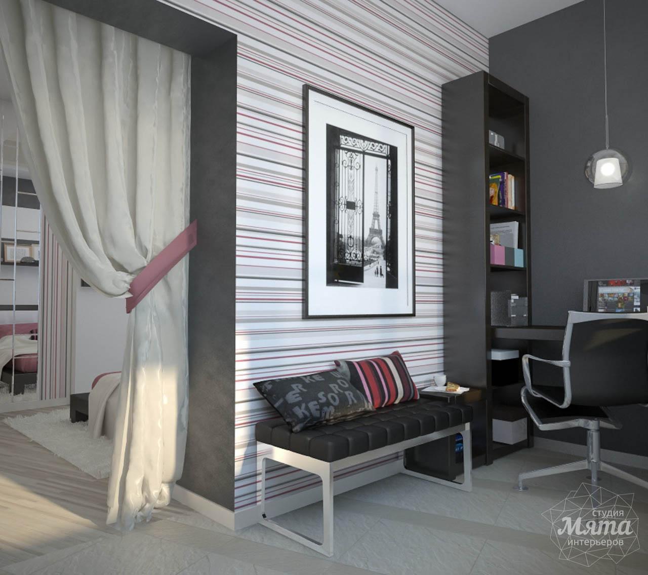 Дизайн интерьера и ремонт трехкомнатной квартиры по ул. Попова 33а img488296080
