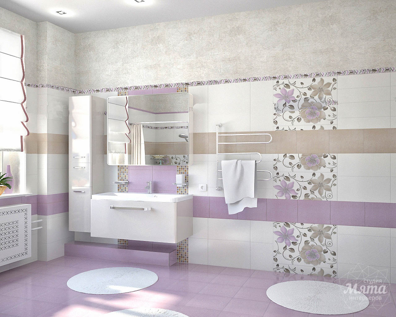 Дизайн интерьера и ремонт трехкомнатной квартиры по ул. Чкалова 124 img517535830