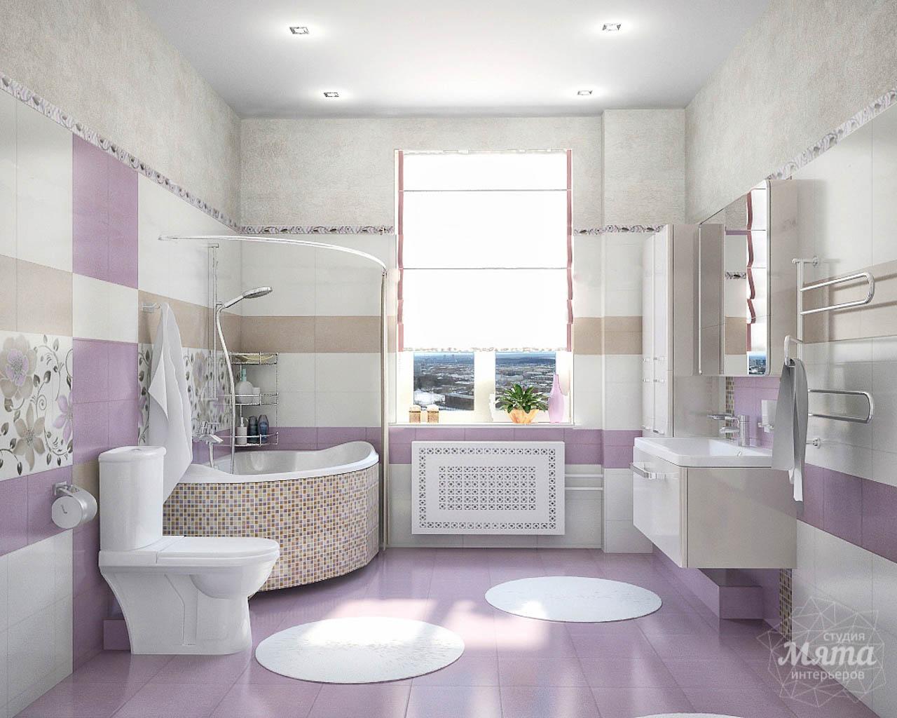Дизайн интерьера и ремонт трехкомнатной квартиры по ул. Чкалова 124 img245180236