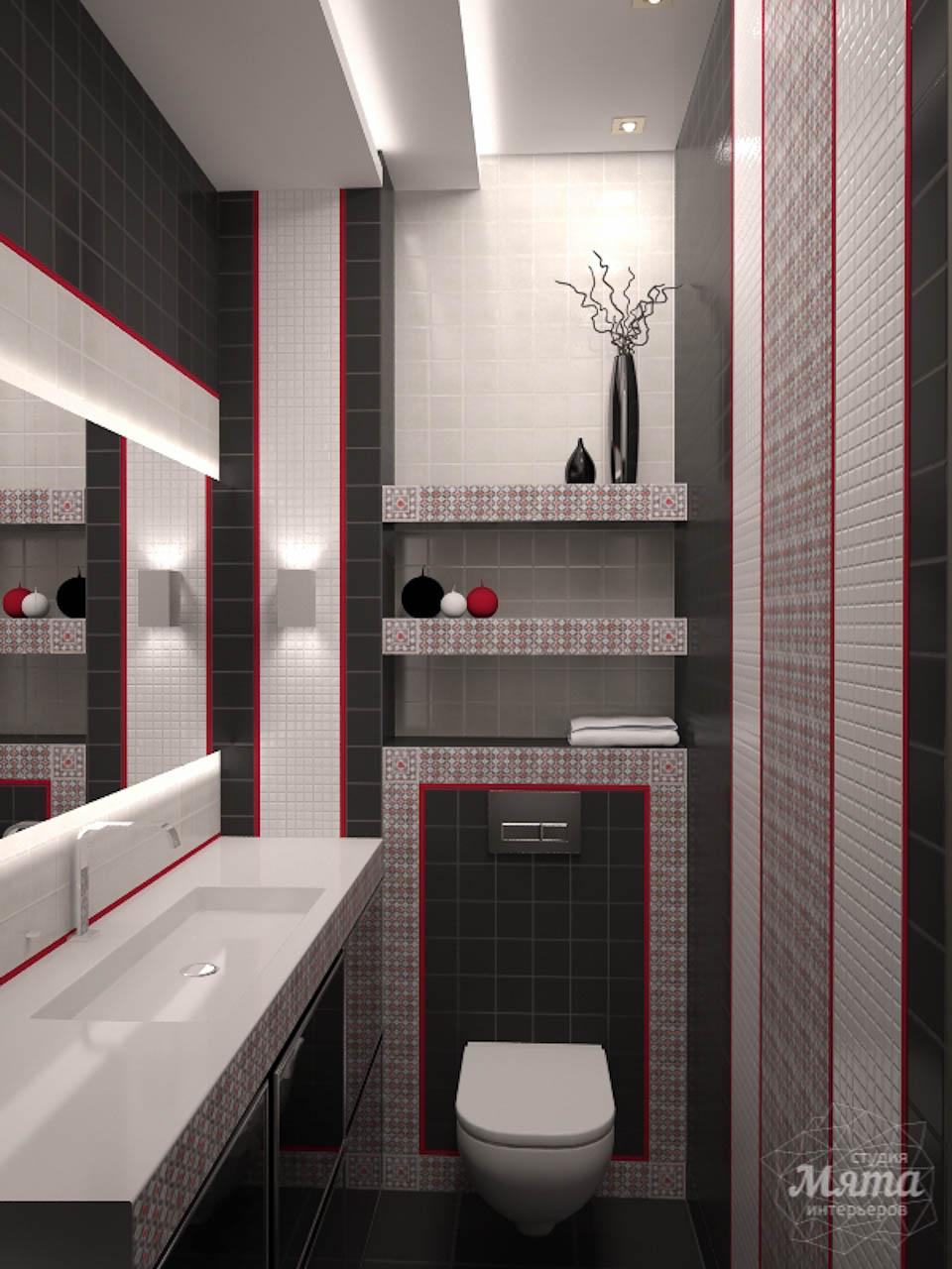 Дизайн интерьера трехкомнатной квартиры по ул. Папанина 18 img576247705
