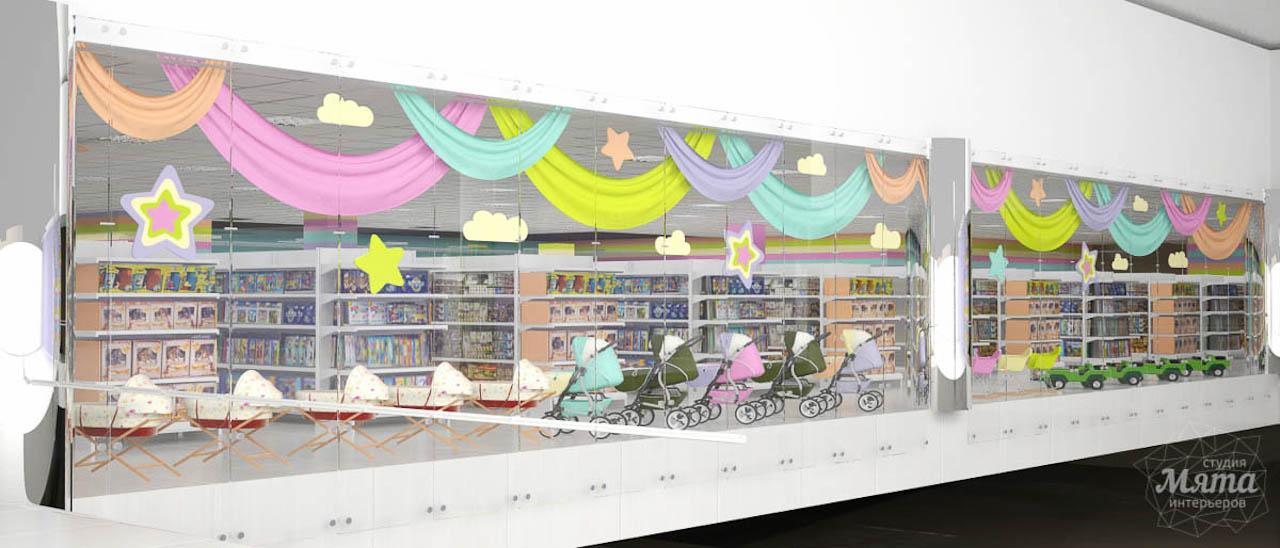 Дизайн интерьера и ремонт детского гипермаркета по ул. Щербакова 4 img1552307881