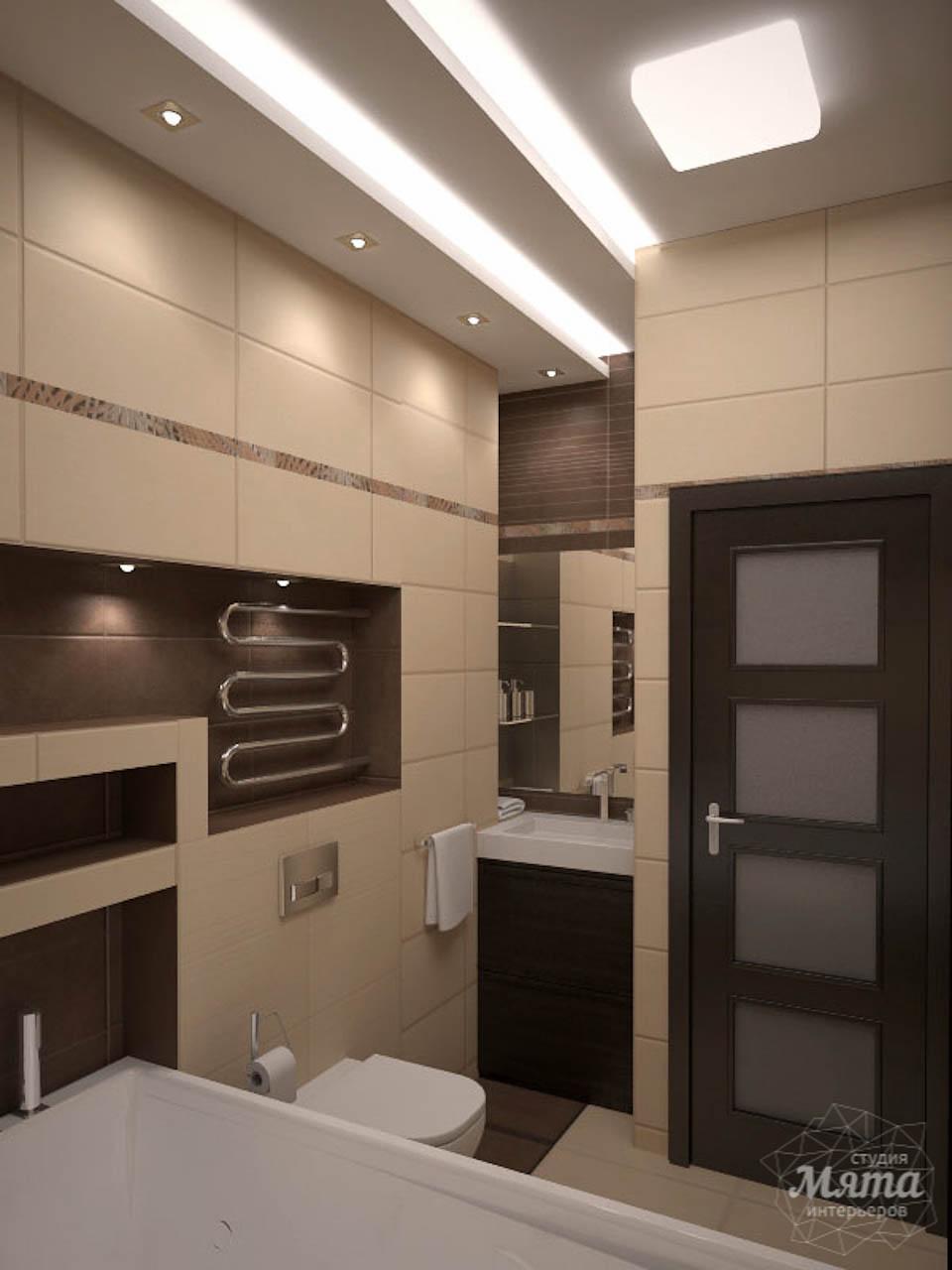 Дизайн интерьера трехкомнатной квартиры по ул. Папанина 18 img1522758031