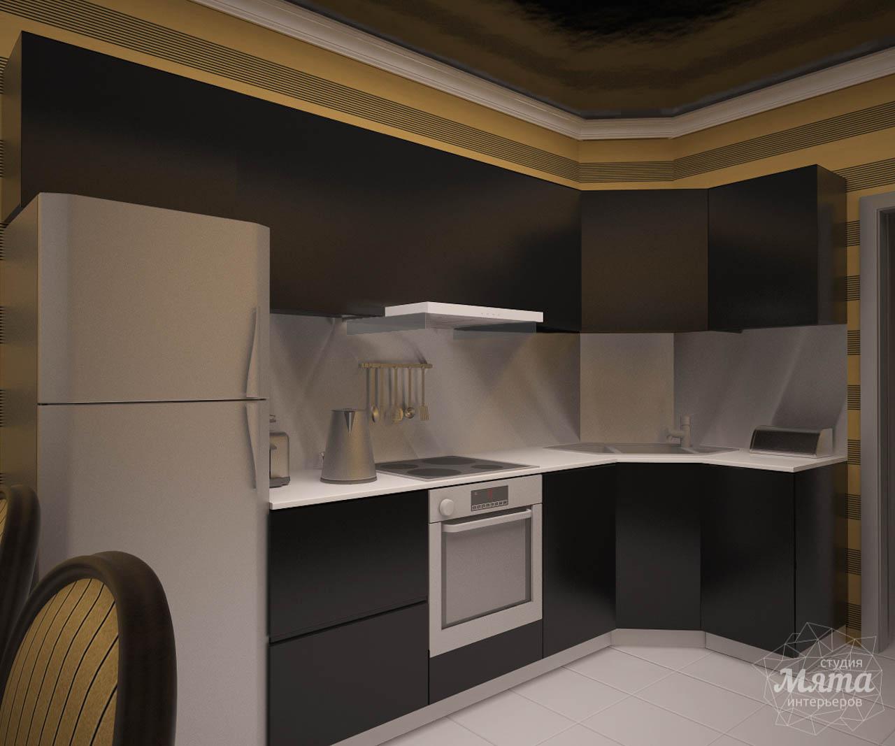 Дизайн интерьера однокомнатной квартиры по ул. Посадская 34 img812930218