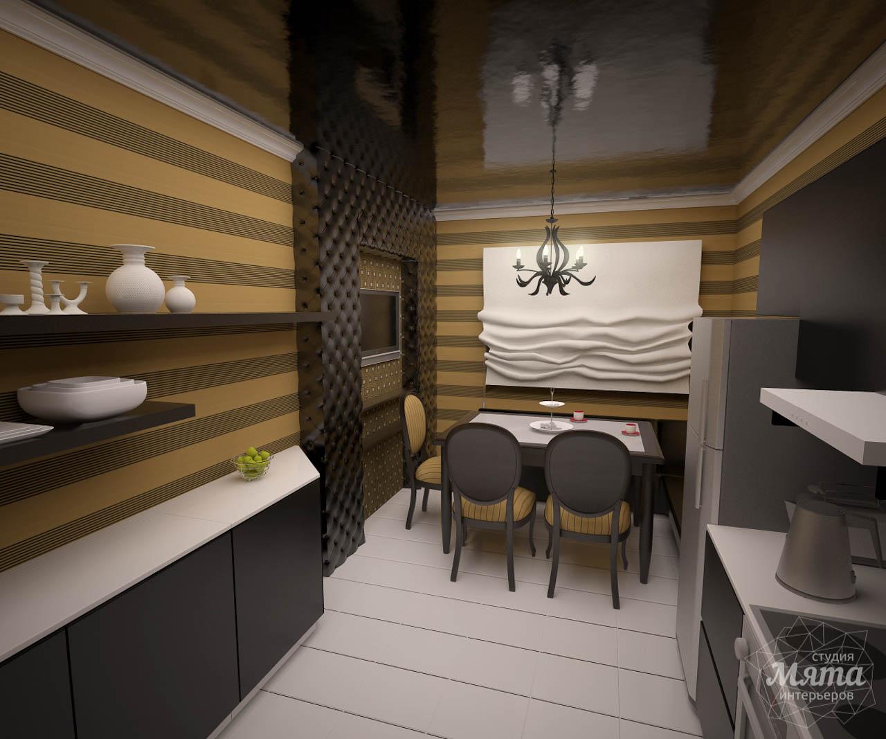 Дизайн интерьера однокомнатной квартиры по ул. Посадская 34 img1034339181