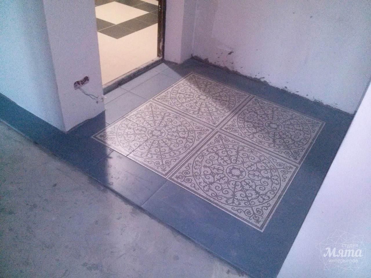 Дизайн интерьера и ремонт трехкомнатной квартиры по ул. Фучика 9 33