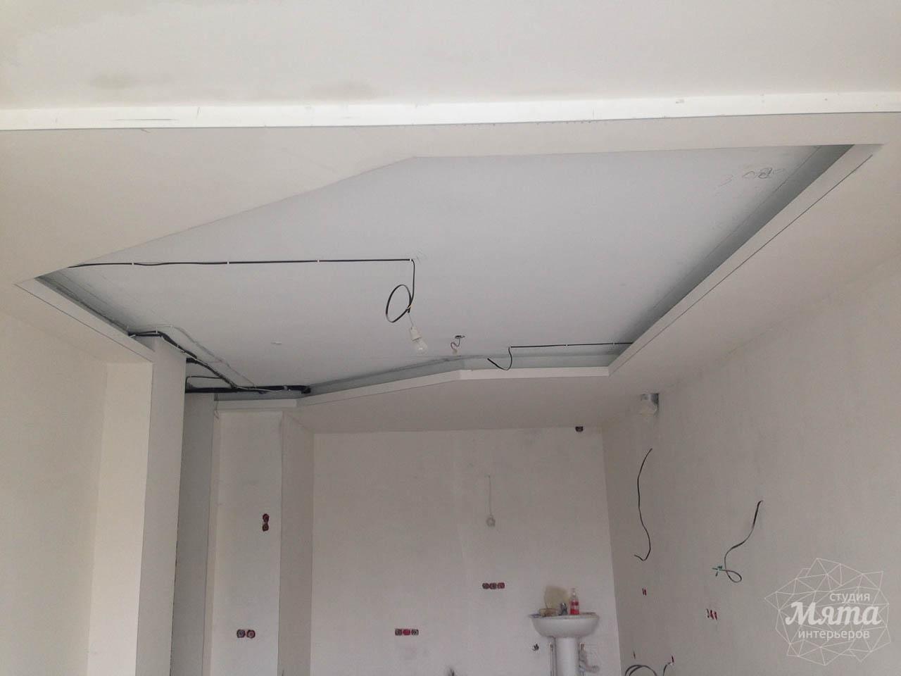 Дизайн интерьера и ремонт трехкомнатной квартиры по ул. Фучика 9 26