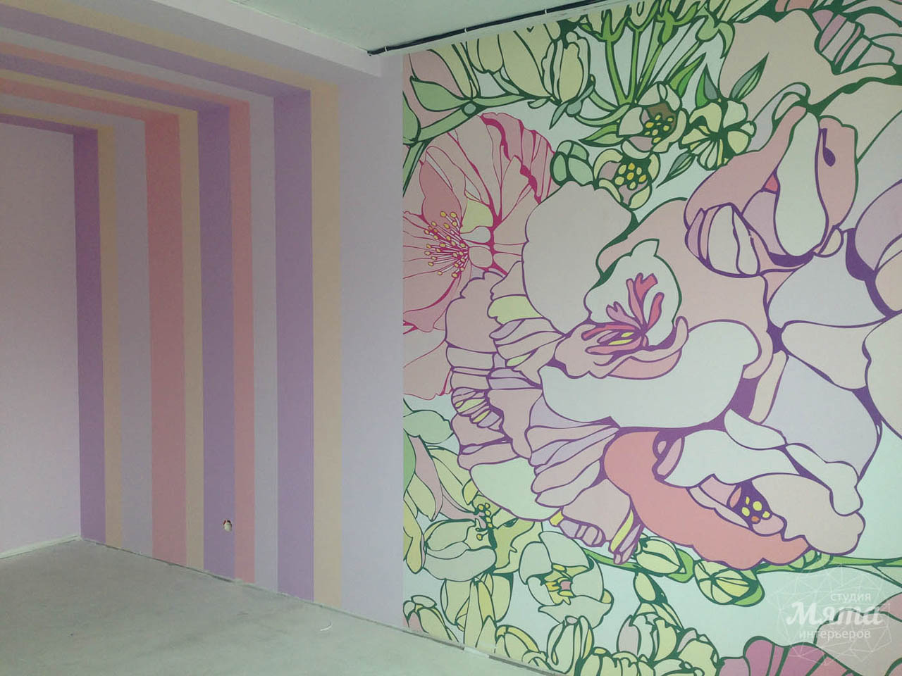 Дизайн интерьера и ремонт трехкомнатной квартиры по ул. Фучика 9 31