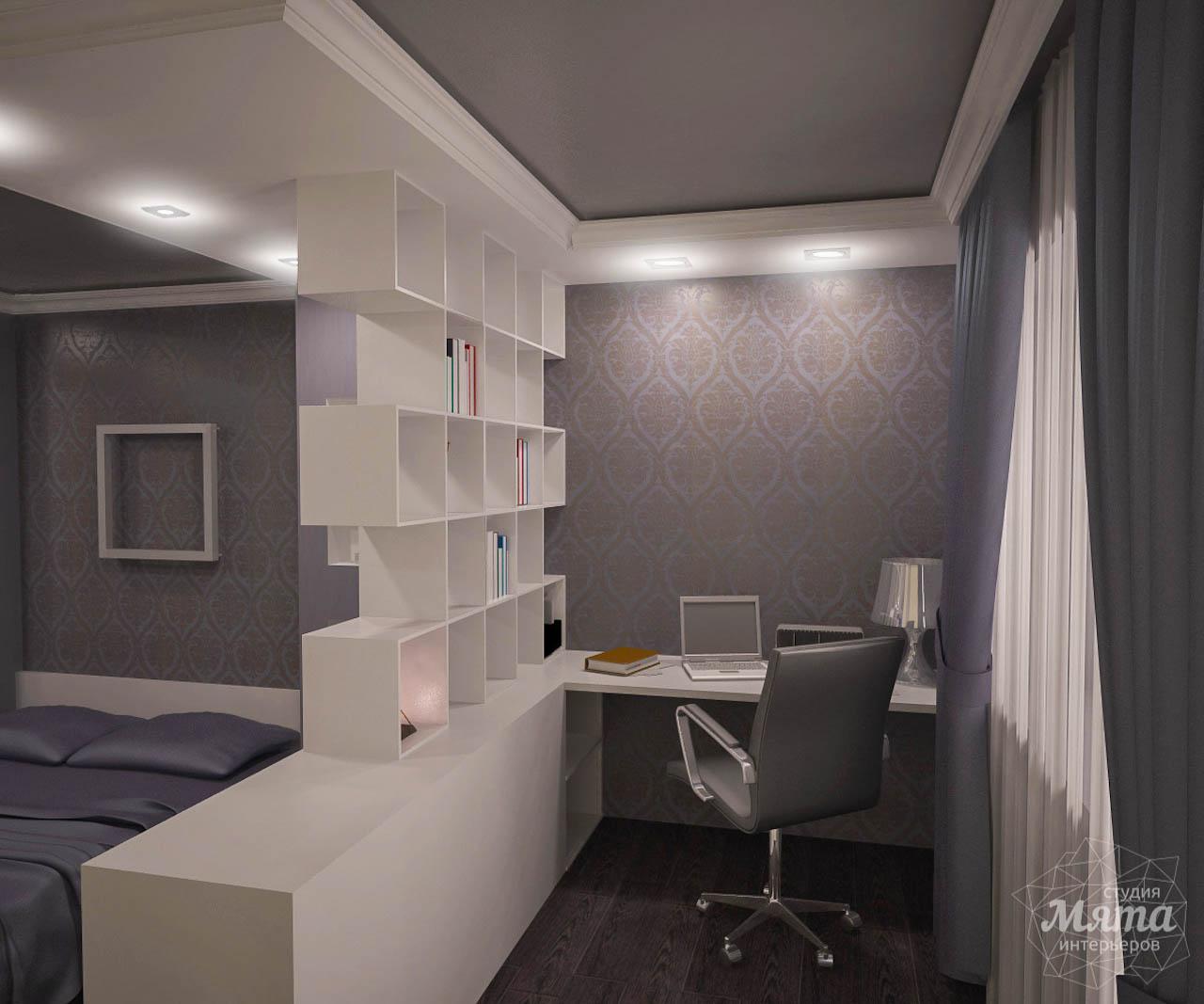 Дизайн интерьера однокомнатной квартиры по ул. Посадская 34 img705324371