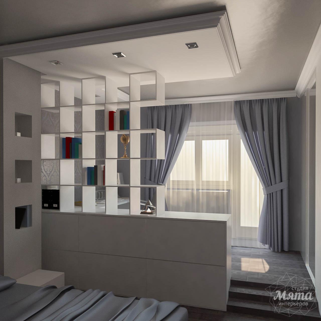 Дизайн интерьера однокомнатной квартиры по ул. Посадская 34 img1909755430
