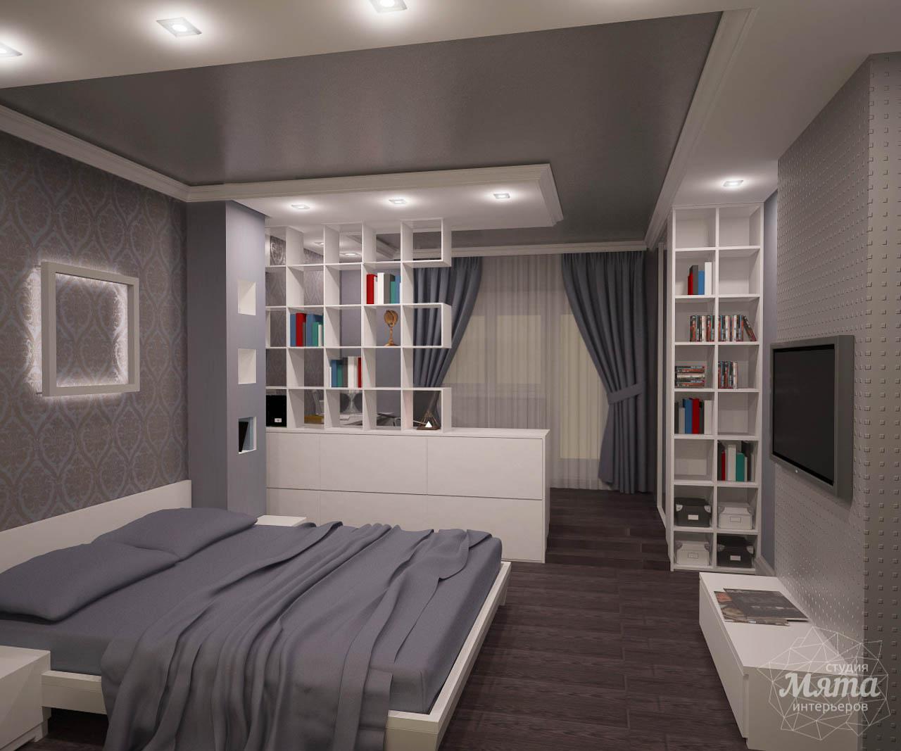 Дизайн интерьера однокомнатной квартиры по ул. Посадская 34 img465489002