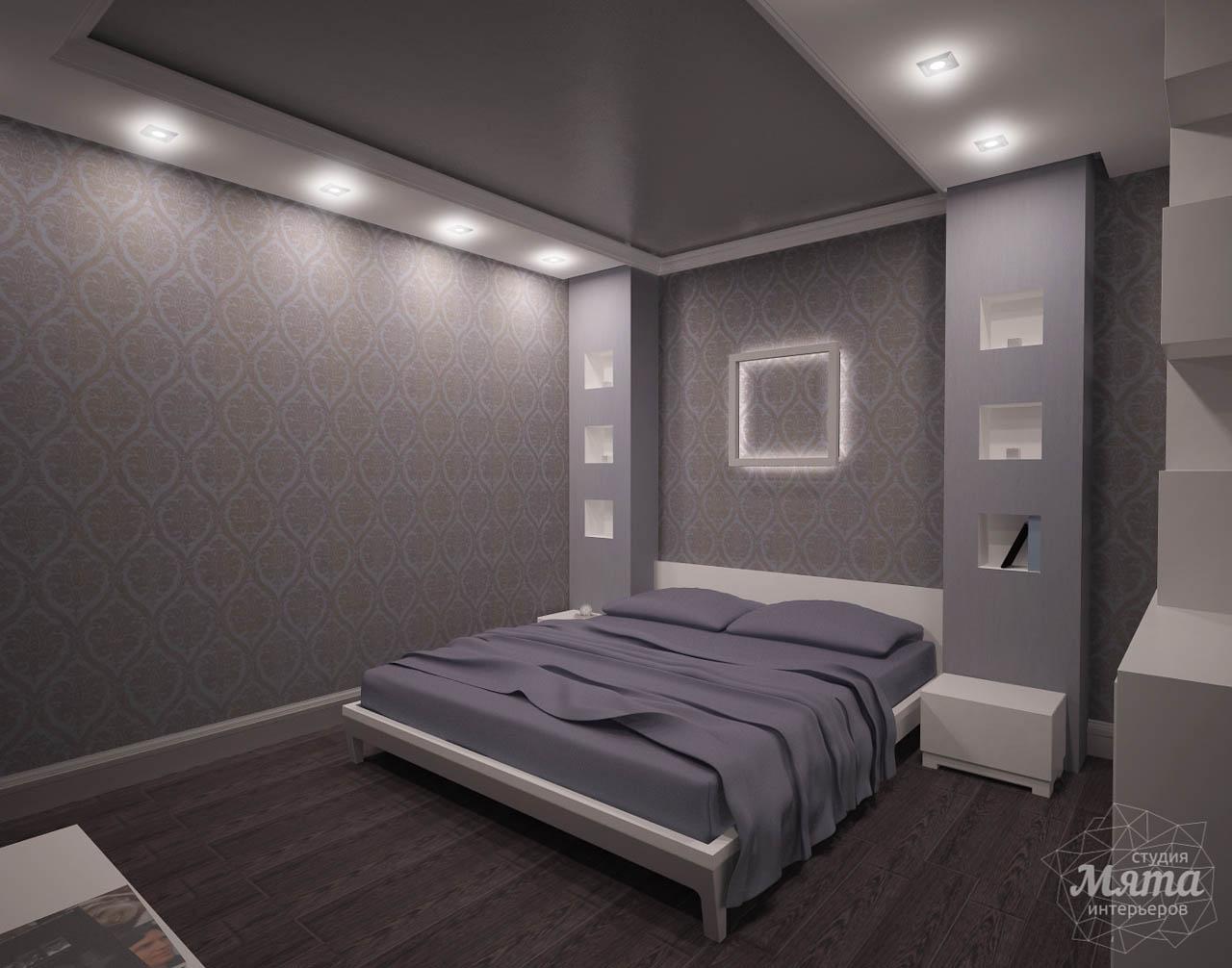 Дизайн интерьера однокомнатной квартиры по ул. Посадская 34 img50924206