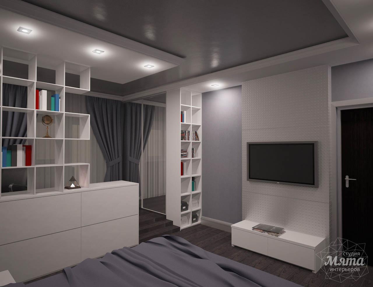 Дизайн интерьера однокомнатной квартиры по ул. Посадская 34 img1564223919