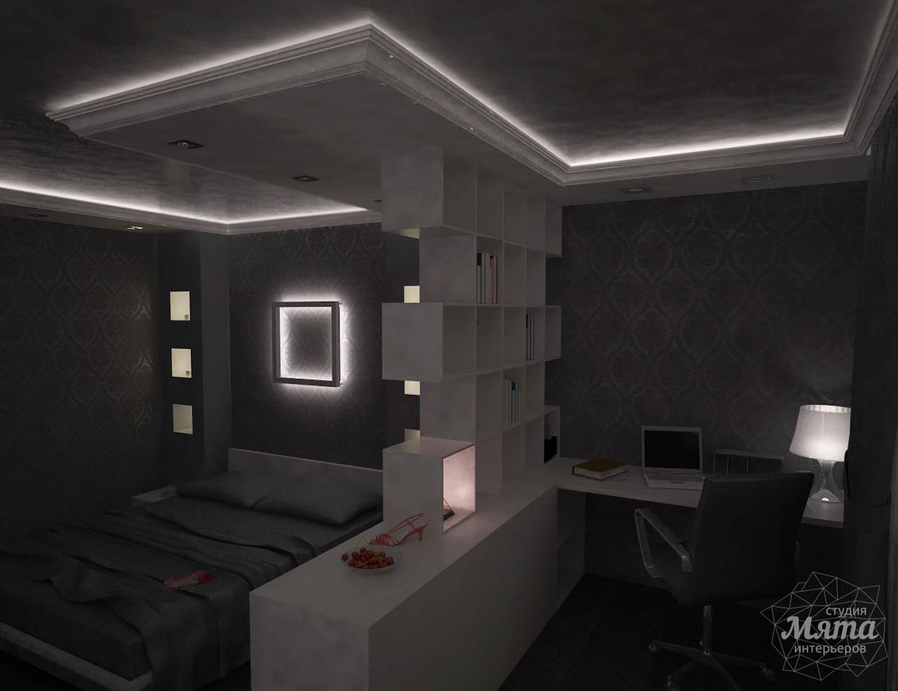 Дизайн интерьера однокомнатной квартиры по ул. Посадская 34 img1823397444
